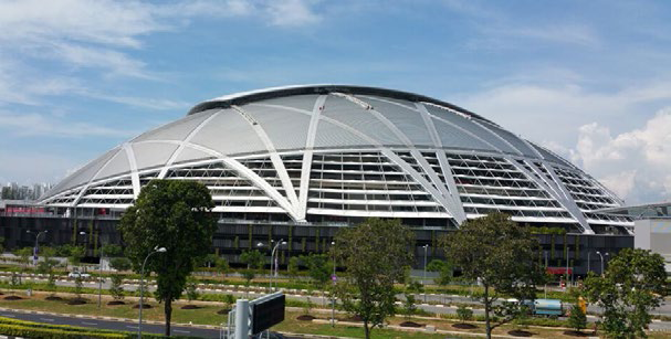 CitiCall was chosen by the Singapore SEA Games