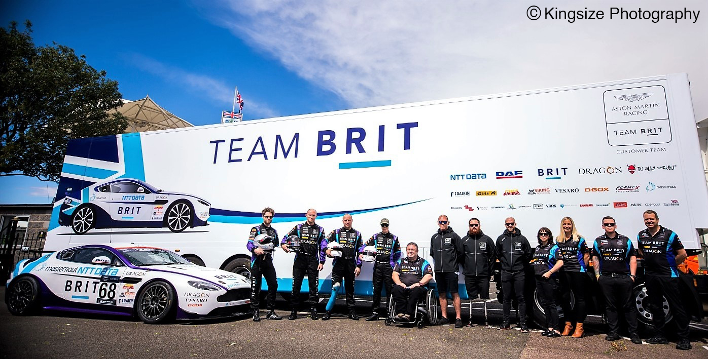 Team BRIT all members
