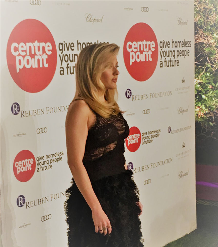 Ellie Goulding at the Centrepoint Awards