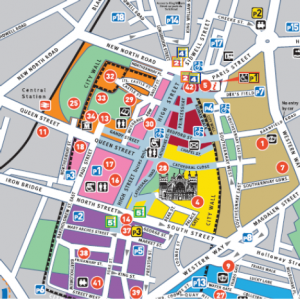 Map Of Uk Exeter.How Nexedge Keeps Exeter City Centre Safe From Crime Kenwood Comms