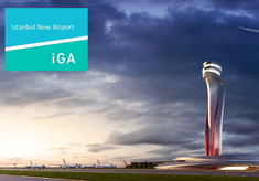 Instanbul New Airport & Kenwood Comms