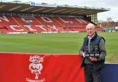 Kenwood DMR communications at Lincoln City FC