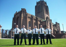 Liverpool Cathedral constables