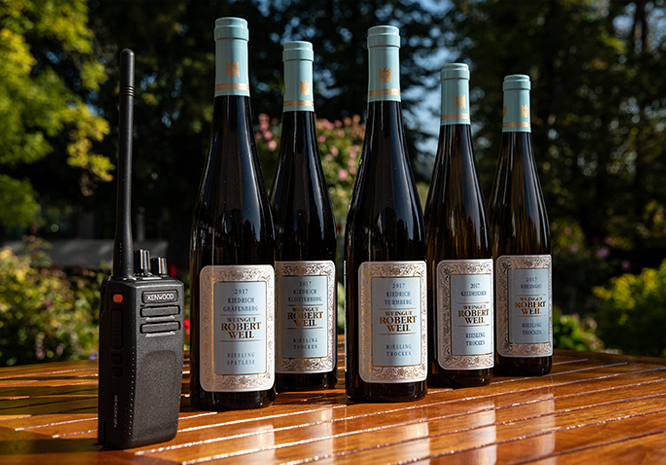 Robert Weil Winery & Kenwood Comms