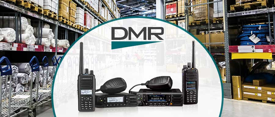 Kenwood DMR Radios, two-way radios, mobiles and repeaters