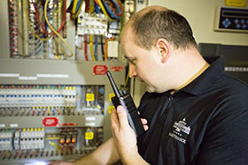 Maintenance DMR two-way radio solutions