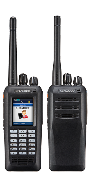 TK-D200/D300 Kenwood DMR digital two-way radio