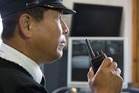 Security DMR two-way radio solutions