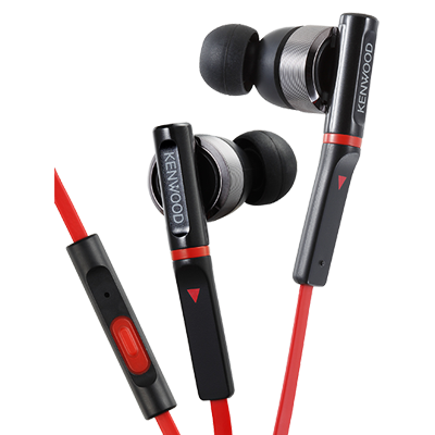 Kenwood KH-CR500 in-ear headphones