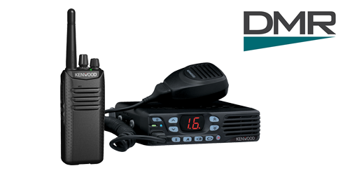 Kenwood DMR handheld and mobile radios