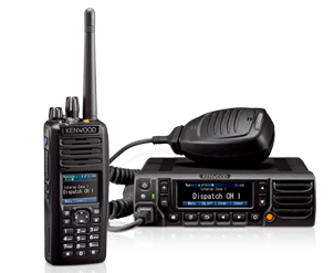 Kenwood NEXEDGE NX-5000 Series Portable walkie talkies & mobiles