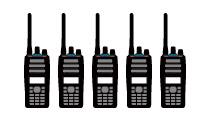 NX-3000 5 radios