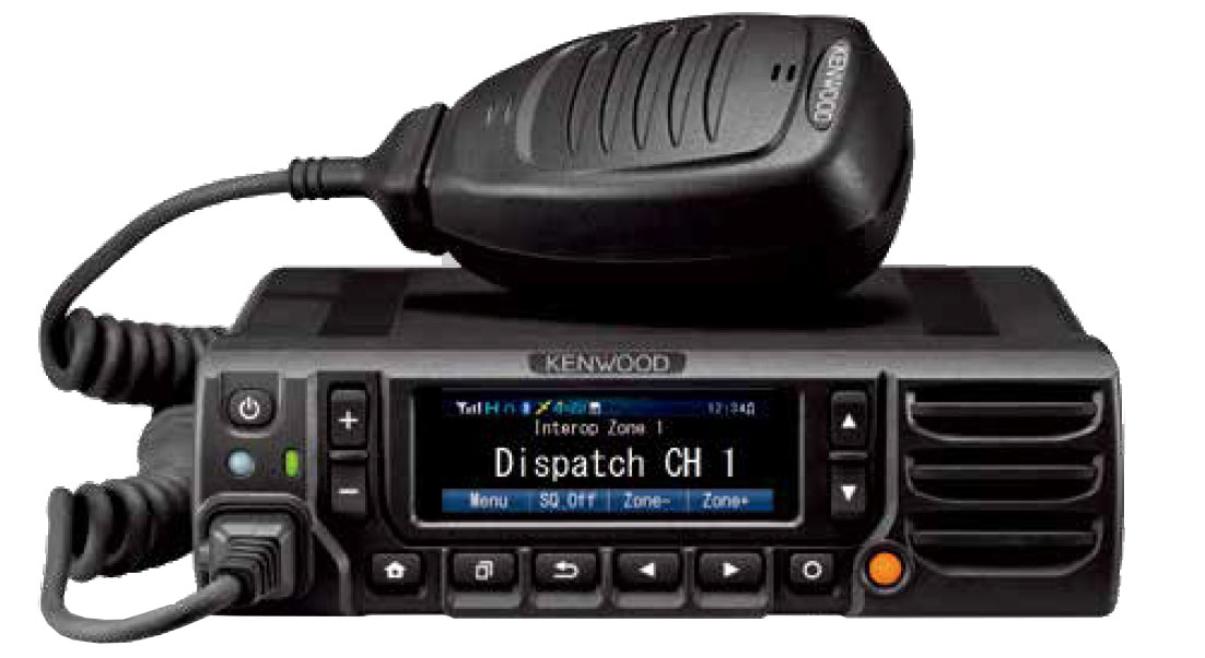 NX-5000 Series mobile radio
