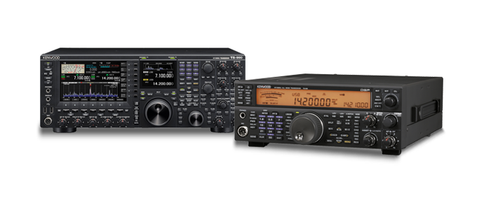 Kenwood Amateur HAM Radio