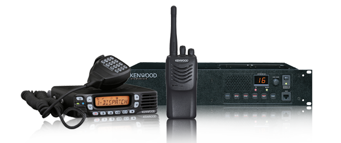 Kenwood Analogue Business Radio