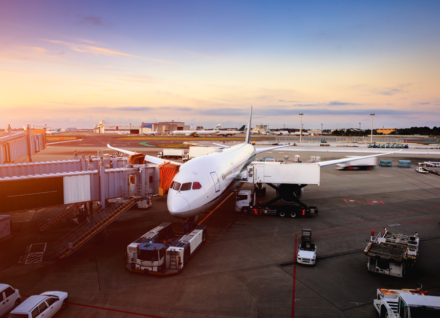 Airports and Airline Market Sector