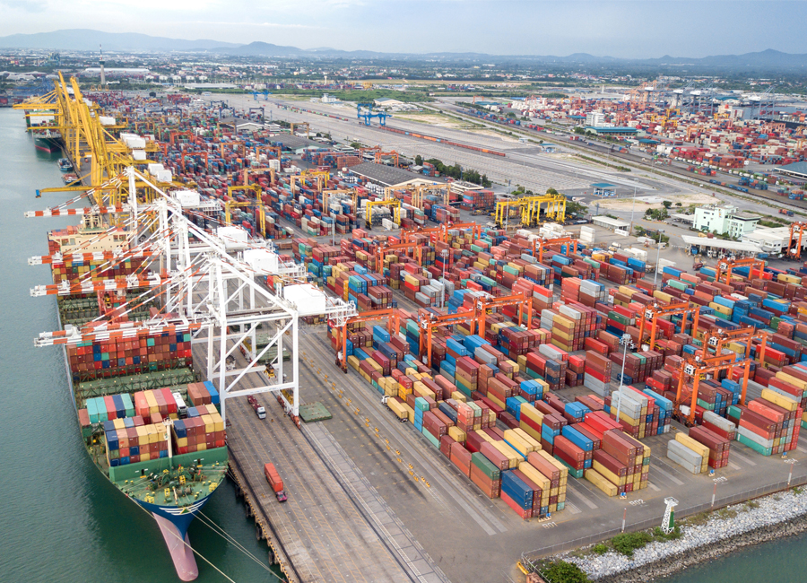 Kenwood Technology used in Ports