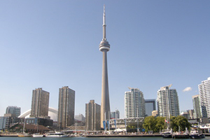 CN Tower - Kenwood Communications