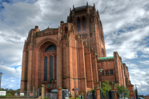 Liverpool Cathedral - Kenwood Communications